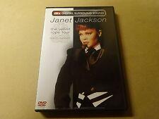 MUSIC DVD / JANET JACKSON - THE VELVET ROPE TOUR