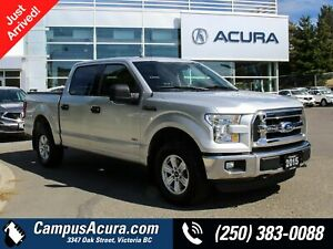 2015 Ford F 150 XLT | Low KMS | One Owner |