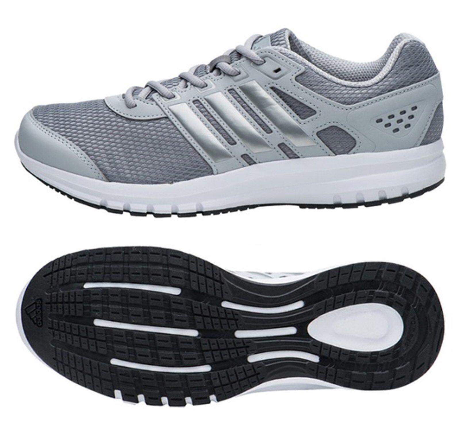 Zapatos De Entrenamiento Adidas Mujer Duramo Lite gris Correr Tenis Deportivas BB0886