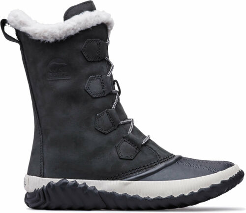 Schuhe Stiefel SOREL OUT N ABOUT PLUS TALL Stiefel 2019 black Winterschuhe