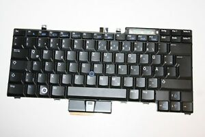 NEU Original Dell Latitude Tastatur deutsch für Latitude E6410 E6500 P/N WP242