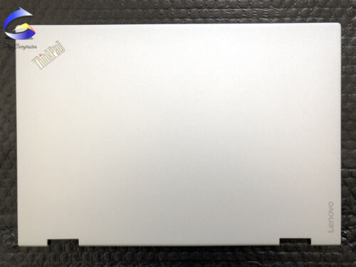 New For Lenovo Thinkpad X1 YOGA 2nd Gen LCD Back Cover Narrow SCB0L81629 Silver