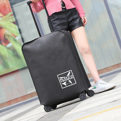 Waterproof Protective Travel Luggage Suitcase Dustproof Cover Protector Case NEW