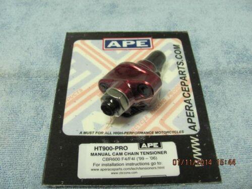 3 Manual Cam Chain Tensioner Honda 2001 02 03 04 05 06 CBR600F4i APE HT900-PRO