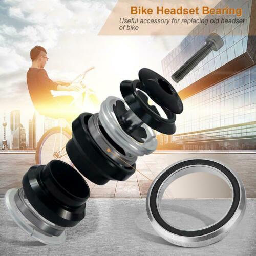 Repair Headset Bearings Bike Bearing Mountain Bike Headset 41//41.8//47//49//52mm BD