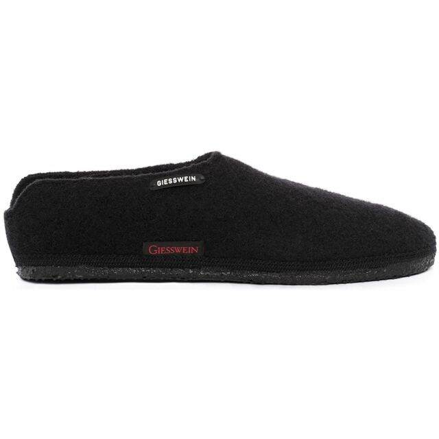 00c200c89a33 Giesswein Tönning Black Womens Wool Comfort Mules UK 5 for sale ...