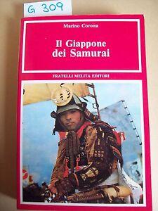 M-CORONA-IL-GIAPPONE-DEI-SAMURAI-FRATELLI-MELITA-EDITORI-1990