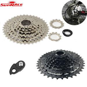 SunRace-8-Speed-11-40T-MTB-Bike-Cassette-Freewheel-Adapter-fit-Shimano-SRAM