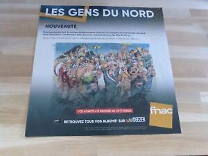 Boon-Souchon-Line-Renaud-los-Gente-Du-Del-Norte-Plv-30-X-30cm-i-Display