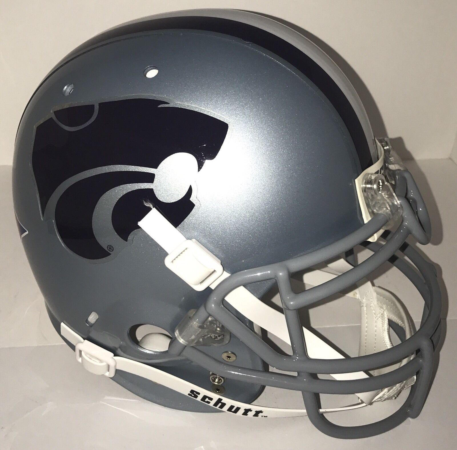 NCAA Kansas State Wildcats Schutt AUTHENTIC Full size Football Helmet