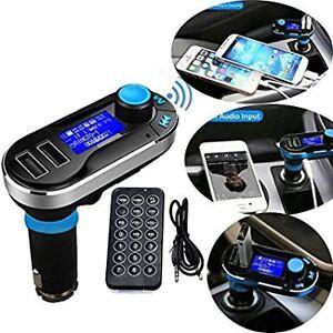 transmetteur-FM-sans-fil-bluetooth-voiture-lecteur-MP3-LCD-SD-radio-USB-chargeur