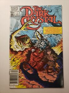 THE-DARK-CRYSTAL-1-Marvel-Movie-Special-1983-Jim-Henson-Vintage-Comic-FN