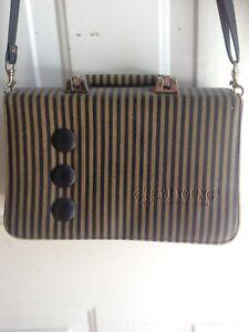 Body Young Cross Vintage Mi Handbag qLScj5AR34