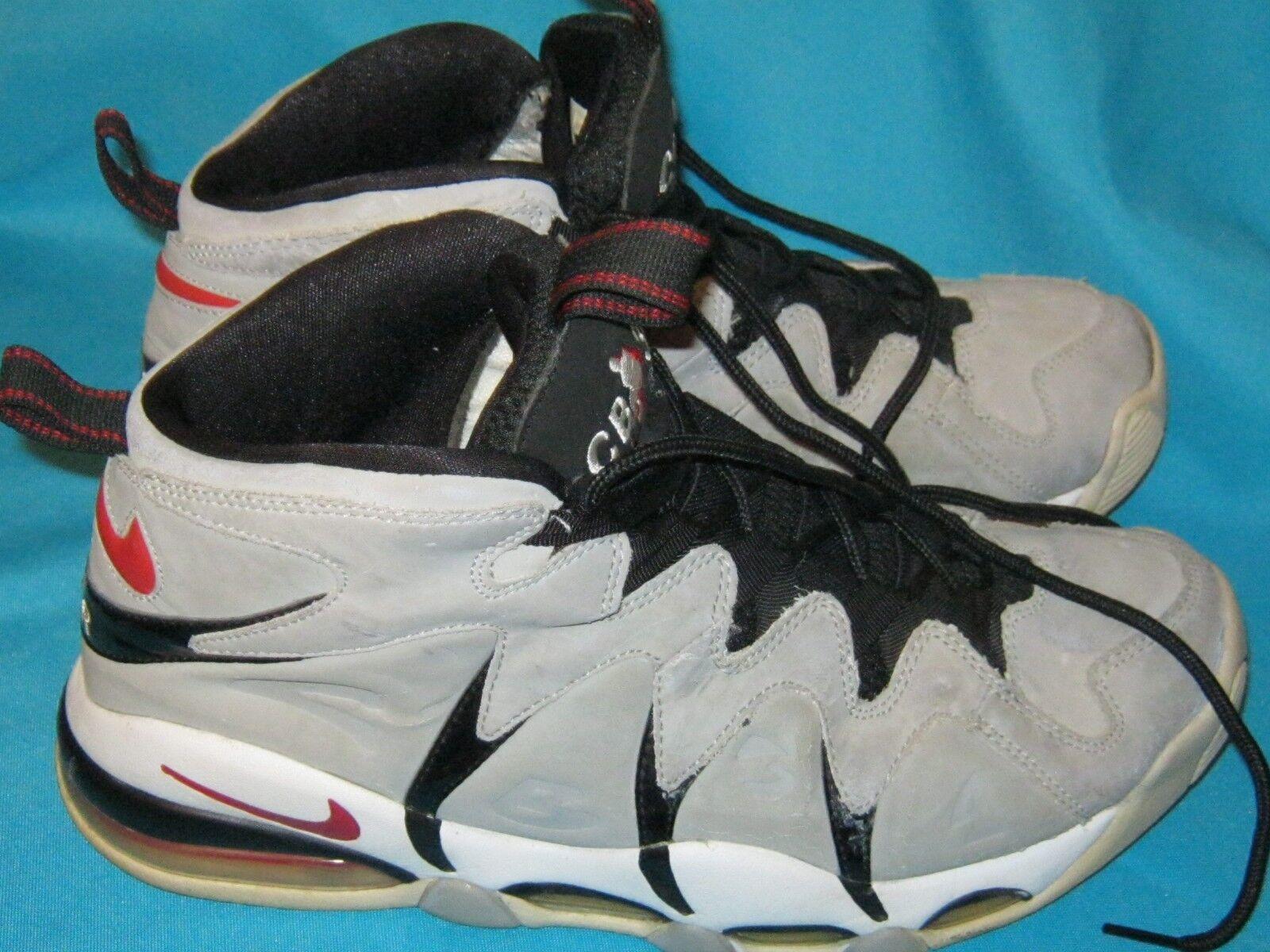 Nike air cb34 max charles barkley cb34 air lupo grigio, grigio misura 10,5