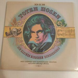 Die Toten Hosen - LP+CD BOX  ! Ein kleines bisschen Horrorschau JUBILÄUM