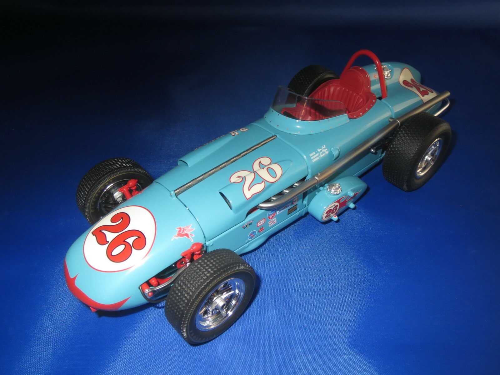 Carousel 1-watson roadster 1964-norme Hall Nothing special  26 en 1 18, rar