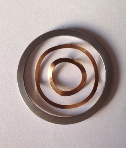 contact onduflex COPPER CONTACTS lampe JIELDE notice Rondelle de glissement
