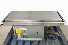 Atlas Metal Wf 3 Commercial Drop In Refrigerated Frost Top Self Contained R 134a