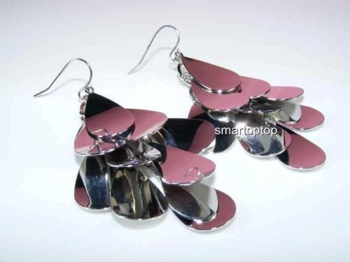 E242-7 choice SALE Prom Stainless Steel Fashion Earrings Xmas Vanlentine  E236