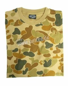 t shirt aussi tarn duckhunter camo us army pacific wk2 wwii. Black Bedroom Furniture Sets. Home Design Ideas