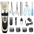 2019 Authentic Ceenwes Dog Clippers Low Noise Pet Rechargeable Trimmer Grooming