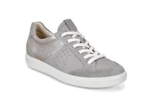 Ecco Soft 7 Leisure Sneaker Dove Size