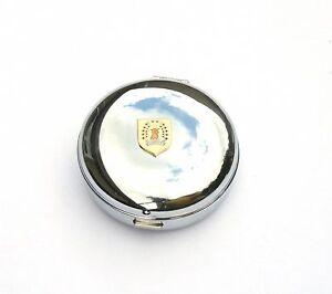 Gordon Highlanders Regiment Travel Chrome Alarm Clock Ideal Army Gift BK10