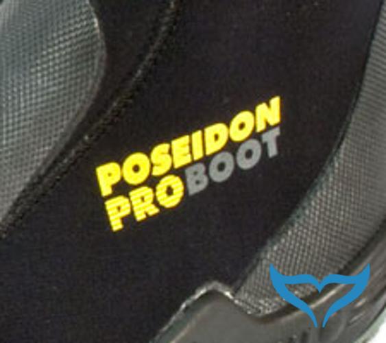 Poseidon Füßlinge Füßlinge Füßlinge ProStiefel ML 42 XL 45 XXL 46 Taucherstiefel Neopren feste Sohle 7ace05