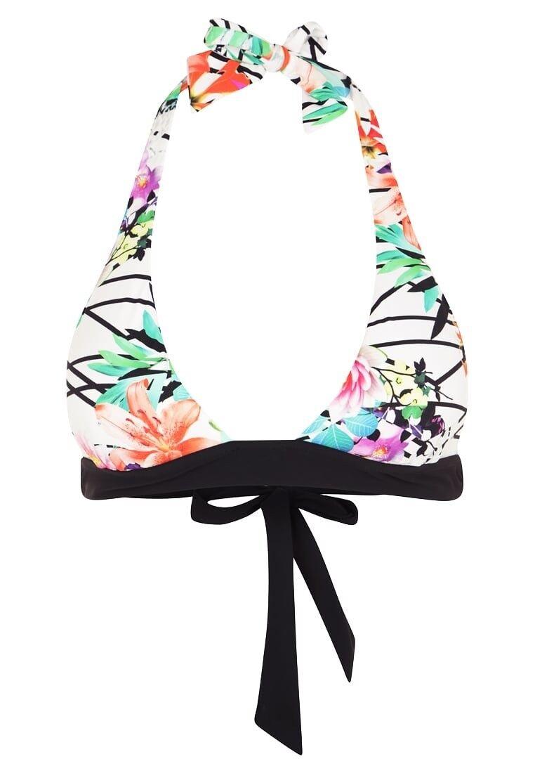 Watercult White Paradise Bikini Top Size 12 (Cup (Cup (Cup B) NWT RRP 87eca3