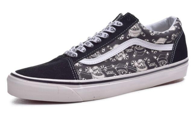 Vans Old Skool MensWomens Low Top Skateboard Shoes Choose
