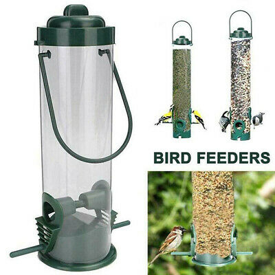 Durable Hanging Wild Bird Feeder Port