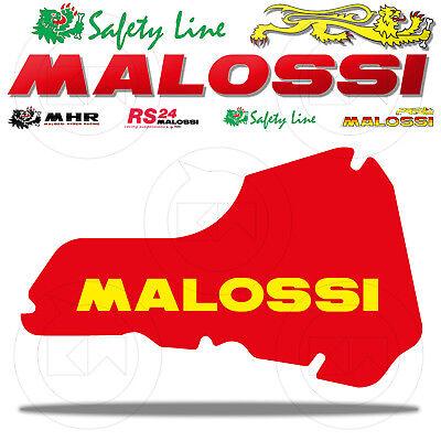 Franco Malossi 1411425 Elemento Filtrante Red Sponge Vespa Et4 125 4t 1997