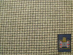 100 Pure New Wool Dogtooth Tweed Design Fabric 2495 - <span itemprop=availableAtOrFrom>Brighouse, United Kingdom</span> - Fabrics that have not been customised by cutting to your specified length, may be returned at your cost under the distance selling regulations for a refund of the purchase price - for a - Brighouse, United Kingdom