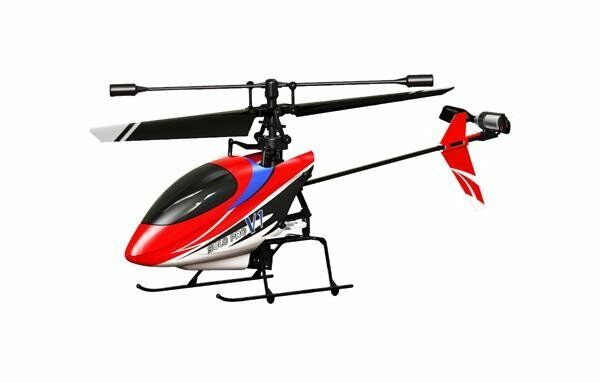 Mini Elicottero Radiocouomodato Nine Eagles Solo Pro V1 4Ch Valigetta Mode 1 e 2