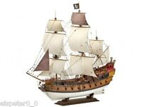 PIRATE Ship, Revell SHIP 1:72, Item 05605, Novelty 09/2013