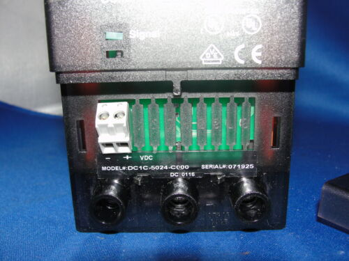Watlow DIN-a-mite Solid Power Controller DC1C-5024-C000