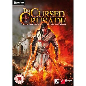 Details about The Cursed Crusade ( PC GAME ) NEW SEALED PC-DVD
