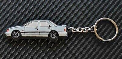 Ford Sierra Sapphire Cosworth Key Ring Black