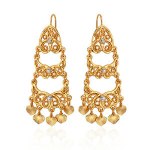 Indian Chandelier Earrings