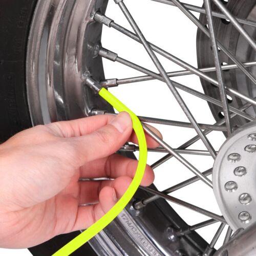 Speichen Cover Honda FMX 650 Motea SPX neon-gelb