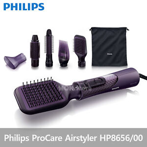Philips ProCare Airstyler HP8656 00 Ionic 5 Styling Attachments Hair ... 56e6ba8a71