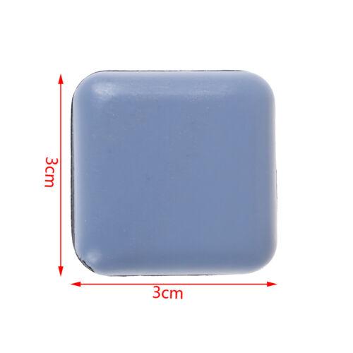 4//6//8X furniture table base protector coaster carpet flooring moving slider RAS