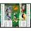 Calendrier-2021-La-Poste-Almanachs-PTT-35-References-Divers-Animaux-Paysages miniature 20
