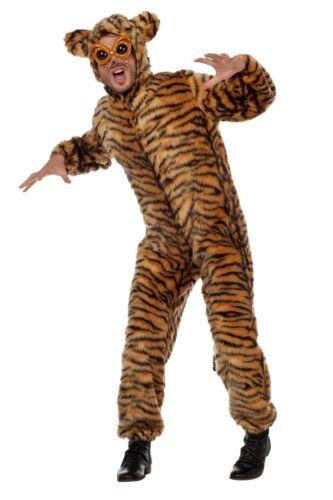 Tiger-Overall Plüsch