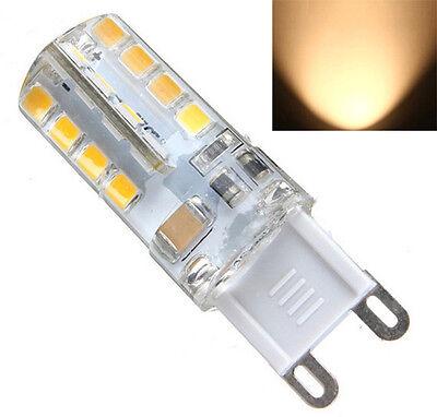 4X G9 5W Led 2835 40 SMD Stiftsockel LED Leuchtmittel Birne Lampe Deutsche Post