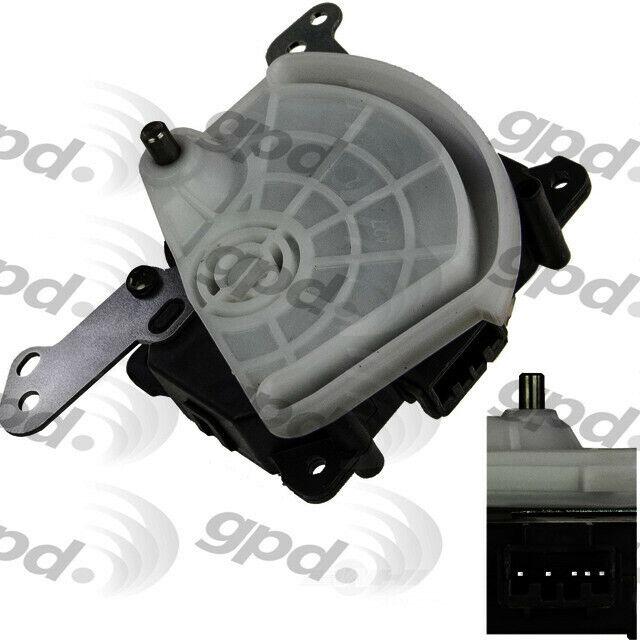 HVAC Heater Blend Door Actuator Global 1712740 Fits 09-14