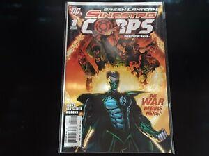 Green-Lantern-Sinestro-Corps-Special-1-War-Beings-High-Grade-Comic-Book-RM6-223