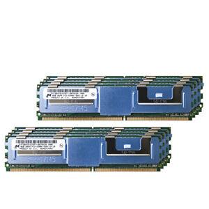 Micron-64GB-8x8GB-2RX4-PC2-5300F-DDR2-667-FB-DIMM-Fully-Buffered-Server-Memory