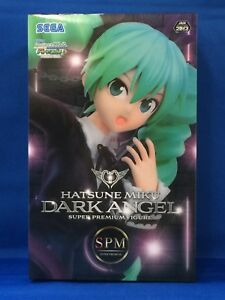 Dark Angel SEGA Hatsune Miku Project DIVA Arcade Future Tone SPM Figure