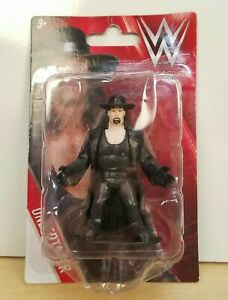 "Undertaker WWE Superstar Figurine New In Package 2.5"" Wrestler"